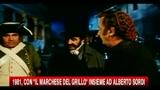 1981, con Il marchese del Grillo insieme ad Alberto Sordi