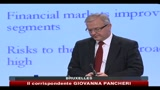 30/11/2010 - UE, Rehn: in Italia necessarie misure di controllo per i conti pubblici