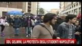 30/11/2010 - DDL Gelmini, la protesta degli studenti napoletani