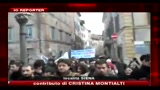 30/11/2010 - Proteste a Siena, le immagini di Io Reporter