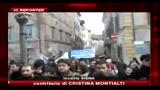 30/11/2010 - Proteste a Siena, le immagini di Io Reporter