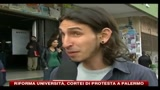 01/12/2010 - Riforma universit, cortei di protesta a Palermo