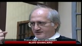 01/12/2010 - Omicidio Sandri, parla il procuratore generale