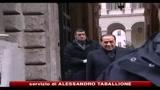 Berlusconi: no ad agguati di palazzo, fiducia forte o voto