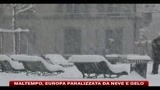 02/12/2010 - Maltempo, Europa paralizzata da neve e gelo