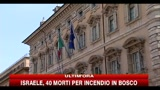Universit. DDL al Senato dopo voto di fiducia