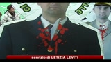 02/12/2010 - Roma, protesta di militari davanti al ministero della Difesa