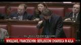 Wikileaks, le parole di Franceschini e Cicchitto