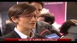 Università, Gelmini: auspico l'approvazione entro l'anno