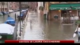 03/12/2010 - Maltempo, acqua alta sopra la media sul 55% del suolo di Venezia
