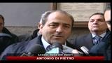 Di Pietro: Berlusconi è già stato sfiduciato