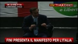 04/12/2010 - Fini, perch della tensione tra me e Berlusconi su giustizia