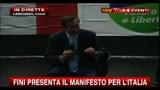 Fini, perchè della tensione tra me e Berlusconi su giustizia