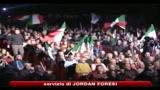 Berlusconi: non lascio Italia ad ammucchiata di attempati