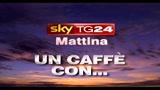 Un caffè con...Daniele Capezzone