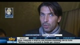 Buffon e la sua Juventus
