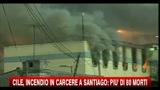 Cile, incendio in carcere a Santiago: più di 80 morti