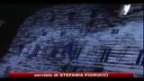 In vicolo Xmas, videoproiezioni sui palazzi storici di Roma