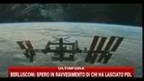 Mercoledì l'astronauta Paolo Nespoli partirà per la stazione europea