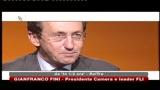12/12/2010 - Fini: Berlusconi vuole restare a Palazzo Chigi per i processi