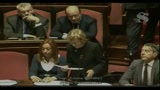 13/12/2010 - Discussione fiducia al Senato, interviene Emma Bonino