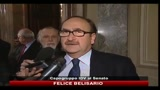 Belisario: Berlusconi  venuto a dire sciocchezze e bugie