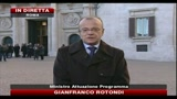 Rotondi: Berlusconi  garanzia per salvezza nazionale