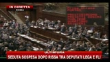 Rissa alla Camera, Maran: non c' da stupirsi