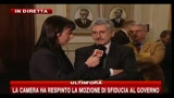 D'Alema:  non c'  pi una vera maggioranza