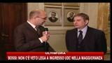 Mario Landolfi (Pdl) su fiducia al governo