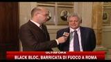 Gianluca Galletti (Udc) sulla fiducia al governo