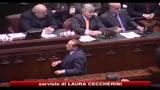 Sfiducia, i 3 della responsabilità decisivi per Berlusconi