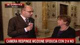 Linda Lanzillotta (Pd) su fiducia al governo