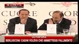 Berlusconi: talk show in campagna elettorale li sospenderei