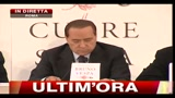 Intervento Berlusconi, il riassunto di Bruno Vespa
