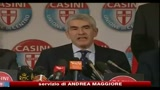 Casini: Berlusconi non ci ha ascoltato, ora governi
