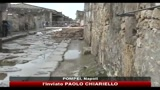 Pompei, nove avvisi di garanzia: l'ipotesi di reato è disastro colposo