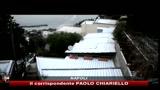 Freddo polare a Napoli, neve anche a Capri