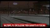 Neve in Toscana, in collegamento il presidente della regione Enrico Rossi
