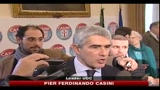 Casini: siamo destinatari di offerte che non ci interessano