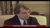 Renato Brunetta intervistato a SkyTG24