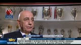 Cassano - Milan, Galliani: il problema sono i 5 mln da dare al Real