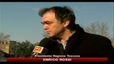 Maltempo, parla il presidente della regione Toscana
