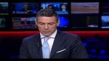 Scontri Roma, Maurizio Gasparri in collegamento con SkyTG24