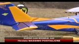Cade un aereo ultraleggero vicino Asti, due vittime