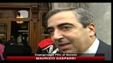 Gasparri: Vendola  contiguo ai movimenti violenti