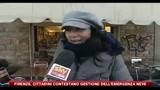 Firenze, cittadini contestano gestione emergenza neve