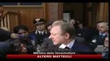 Matteoli: è stata sottovalutata l'entità dell'emergenza