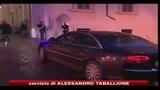 Berlusconi: Napolitano ha spezzato una lancia per la continuità