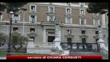 21/12/2010 - DDL Gelmini in Senato, gi blindati i palazzi della politica